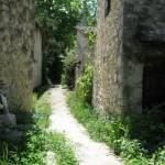 Les jolies rues de Val de Chalvagne