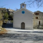 Eglise de Villevieille